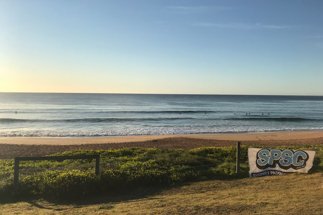 SPSC 10 Foot SUP Surf Competition